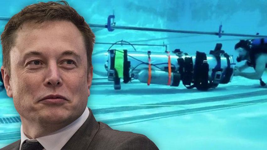 Elon Musk Dalgıçtan Özür Diledi
