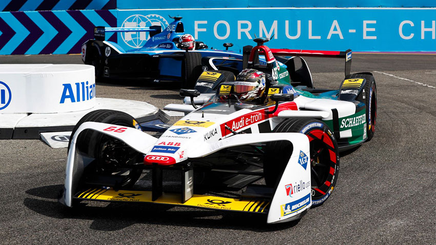 Formula E Uygun Olmayan Giysiye Ceza