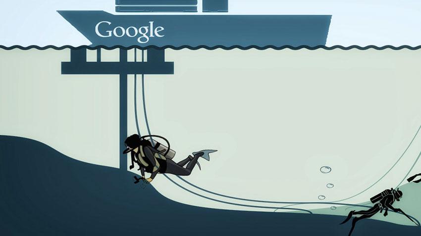 Google ABD Belçika Arasında Kablo Çekiyor 1