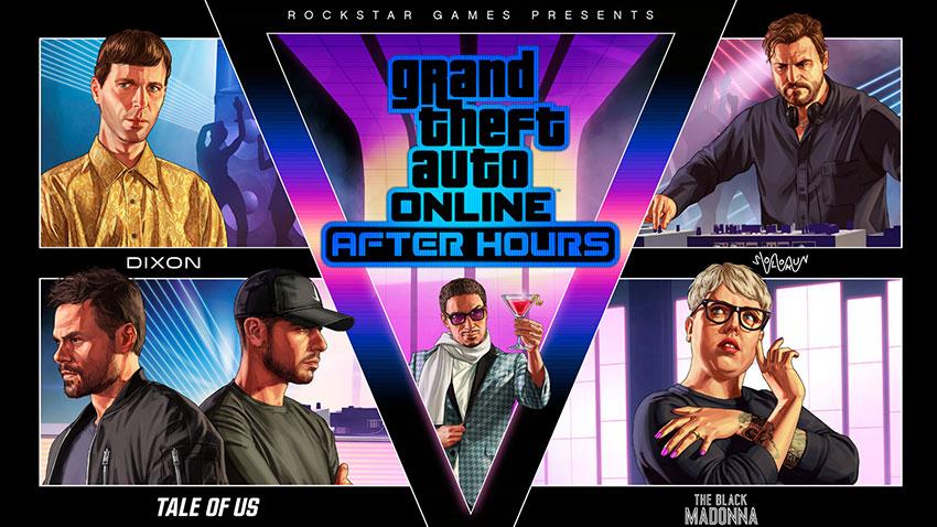 GTA Online Facebook Canlı Yayınları