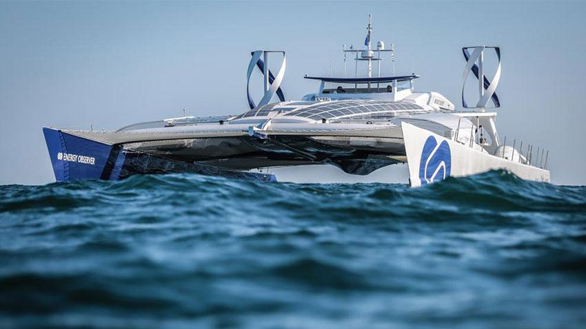 Hidrojenli Gemiye Toyota Desteği 1