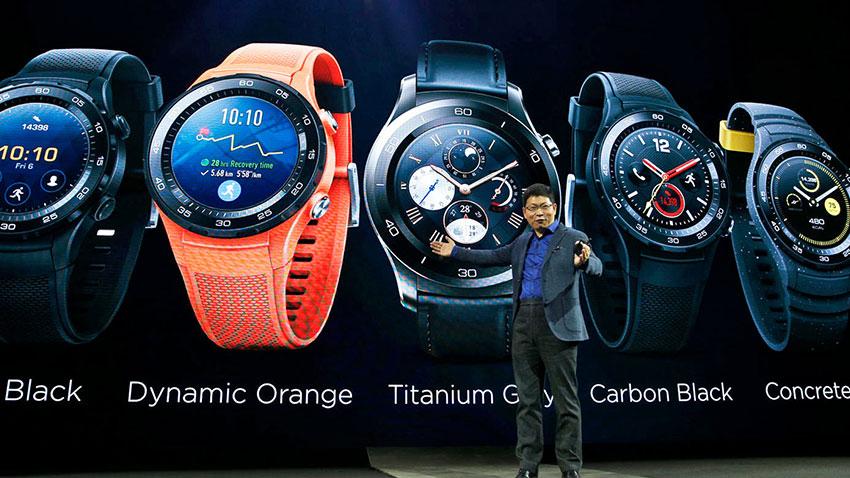 Huawei Yeni Akıllı Saat Patenti 1