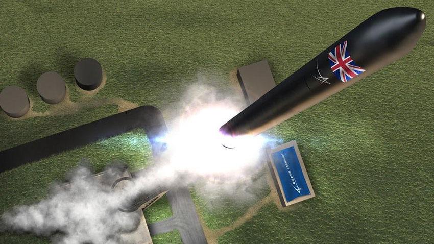 İngiltere Uzay Üssü Kuruyor