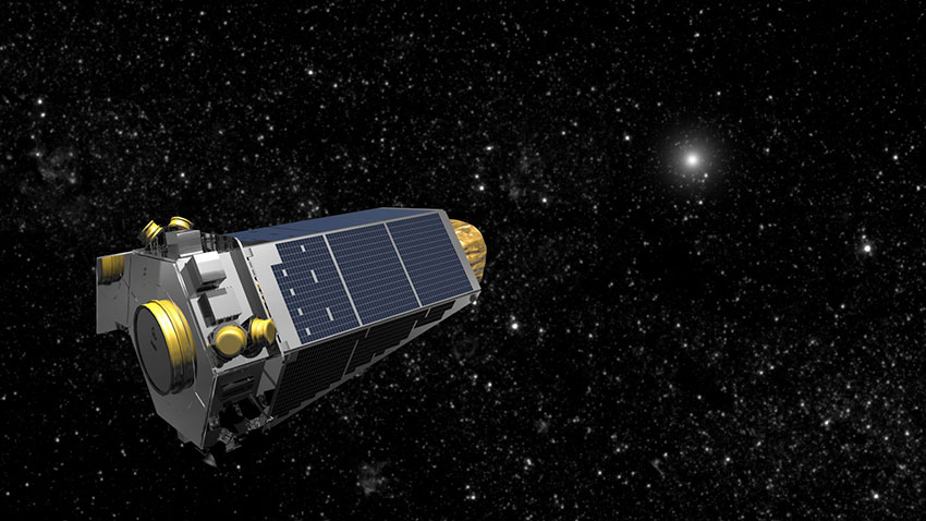 NASA Kepler Uzay Teleskobu Uyku Modu