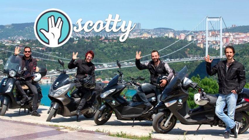 Scotty Sürücü Ve Yolcusuna Ceza