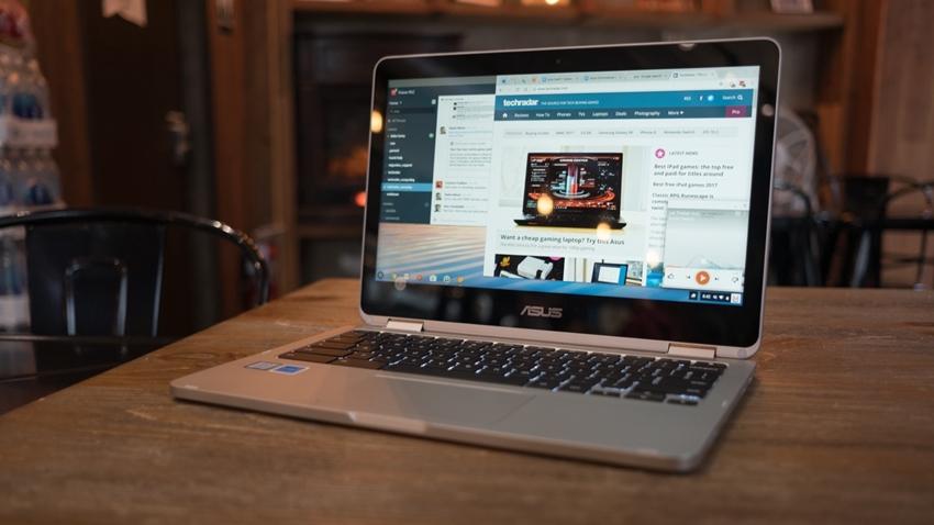 Chromebook reklam
