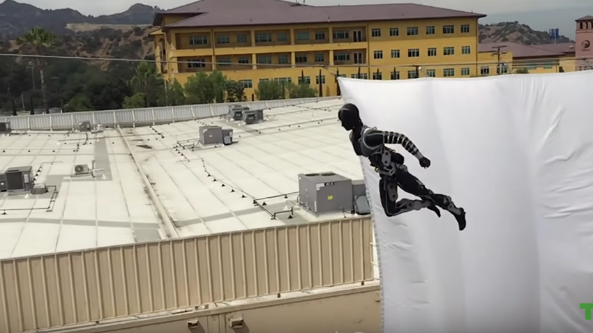 Disney uçan robot