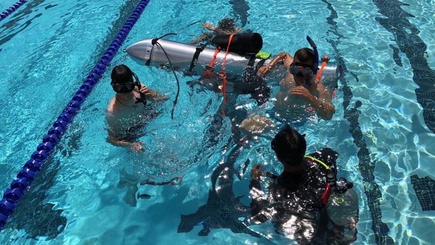 Elon Musk denizaltı tayland