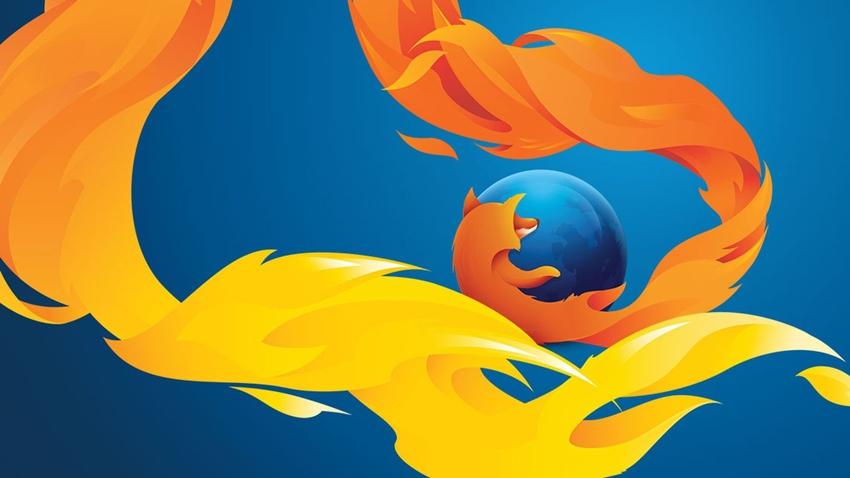Mozilla Firefox tasarimi