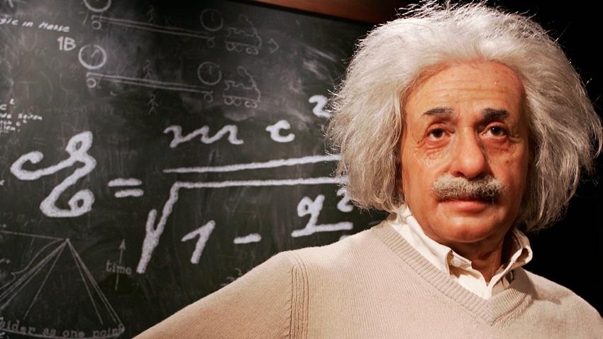 Albert Einstein'ın Ünlü Görelilik Kuramı Kanıtladı