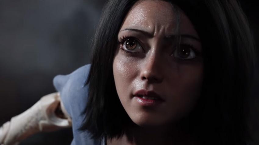 Alita:Battle Angel Yeni Fragmanı ile Nefesleri Kesiyor!