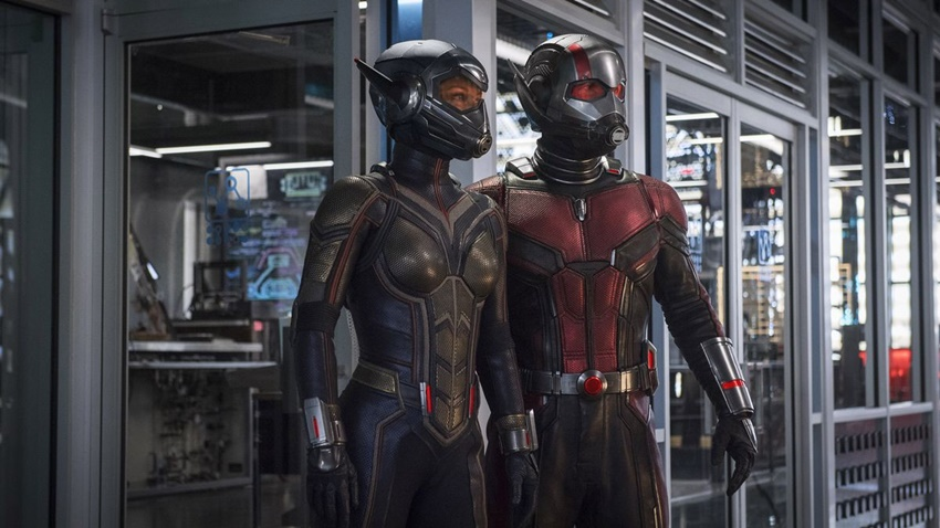 Ant-Man and the Wasp gişe