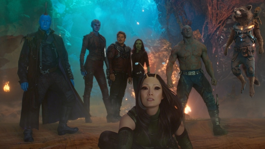Guardians of the Galaxy mektup