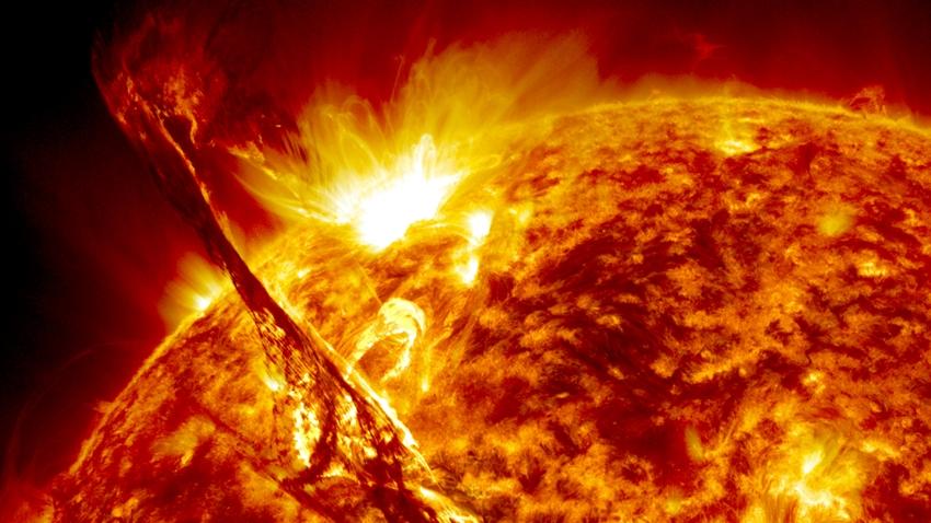 Güneş'in Çıkardığı Sesi Dinlerken Çok Şaşıracaksınız!