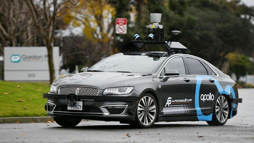 Intel ve Baidu Otonom Sürüş Teknolojisinde Güçlerini Birleştiriyor