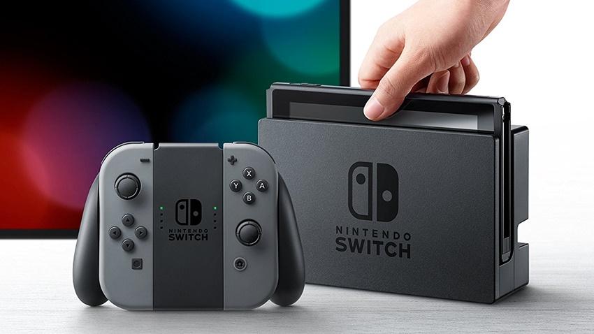 Minik Oyun Canavarı Nintendo Switch Türkiye'ye Geliyor!