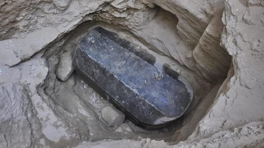 Mısır Bulunan Gizemli Lahit Açıldı