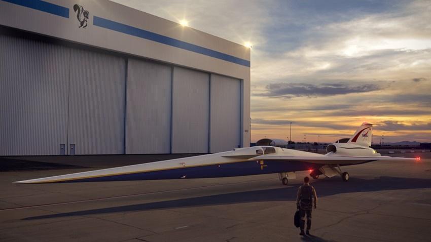NASA, Sessiz Süpersonik Teknolojisini Test Edecek