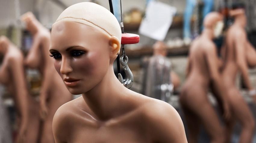 Seks robotları