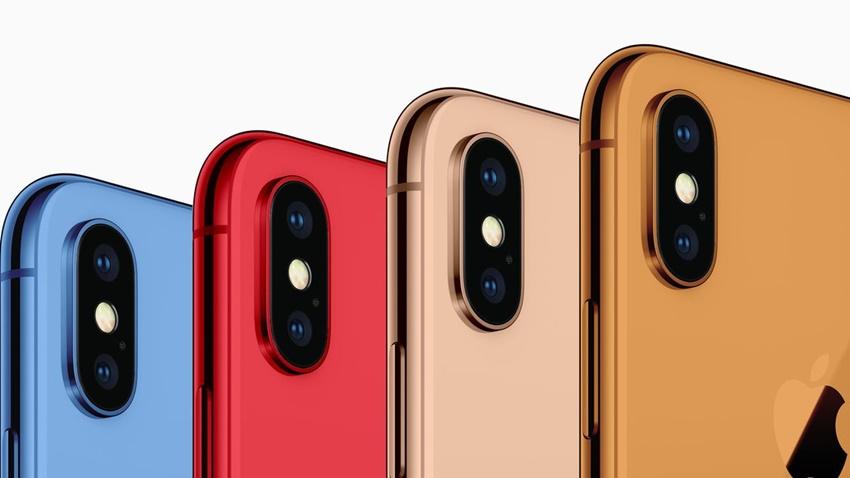 Yeni iPhone'lar Mavi, Turuncu ve Kırmızı Renk Seçenekleriyle Gelebilir