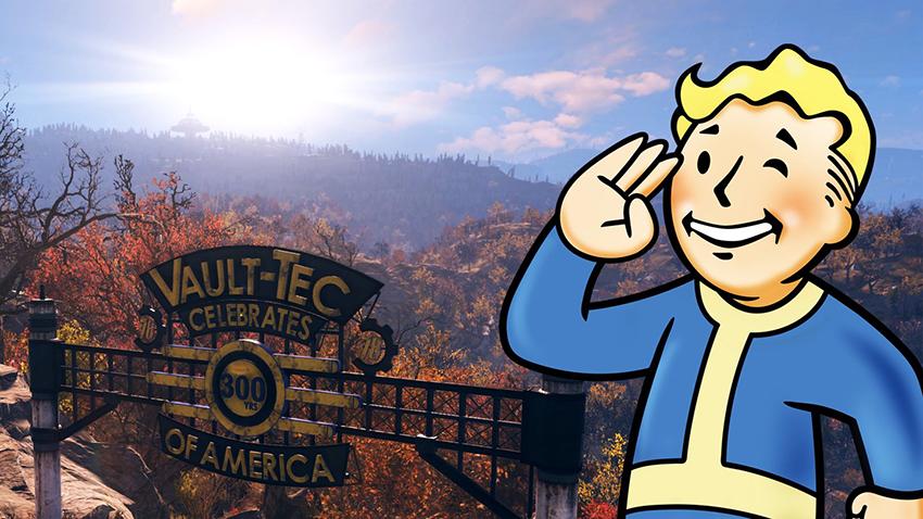 Fallout 76'nın Beta Tarihi Açıklandı