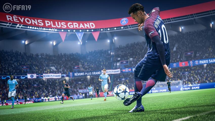 FIFA 19'un Top Kontrolü Değişiyor