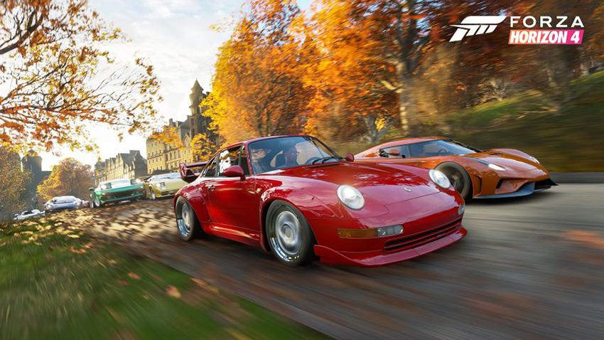 Forza Horizon 4'ün Mevsimlerine Yakından Bakalım
