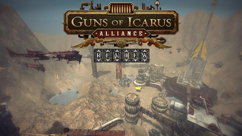 Humble Bundle'da Guns of Icarus Alliance Ücretsiz, Hemen İndirin!
