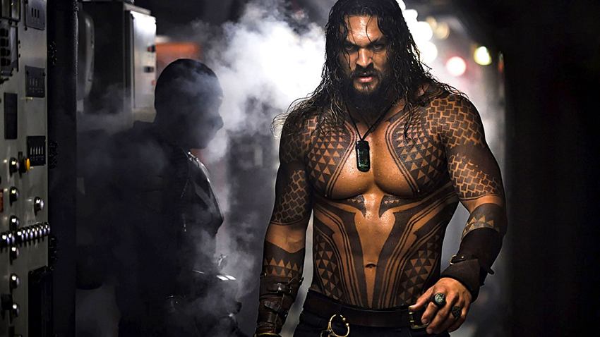 DC'nin Aquaman Filminin İlk Fragmanı Yayınlandı