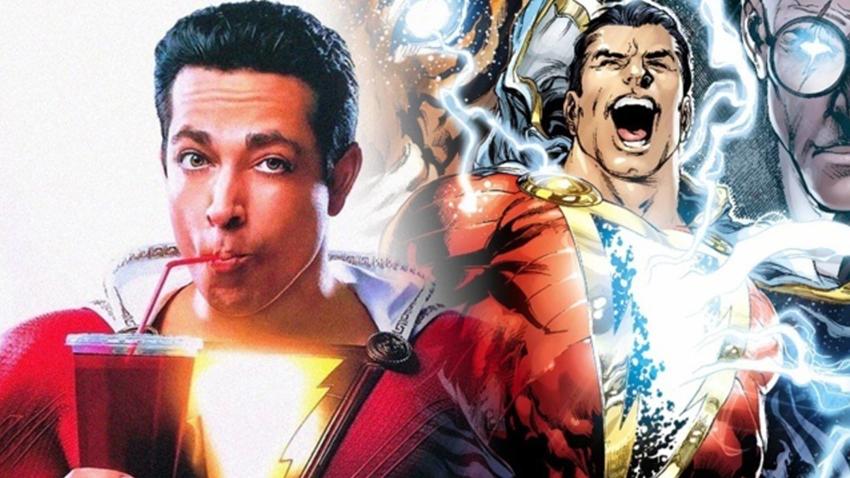 Shazam! Filminin İlk Fragmanı Yayınlandı