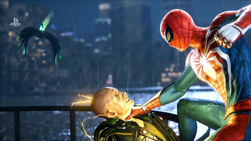 Spider-Man Oyunun Hikaye Videosu Yayınlandı