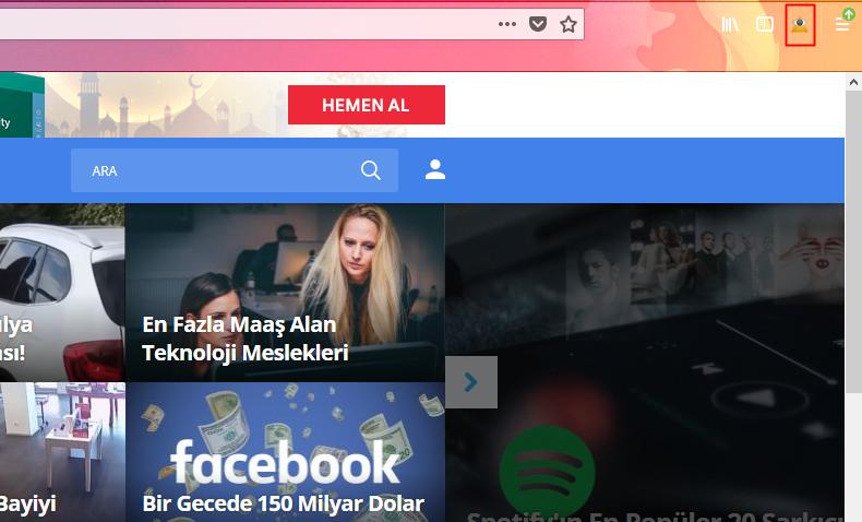 Firefox project insight