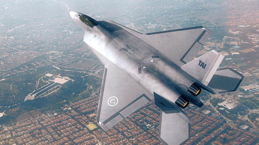 Milli Muharip Uçak Projesi Devlet Desteği