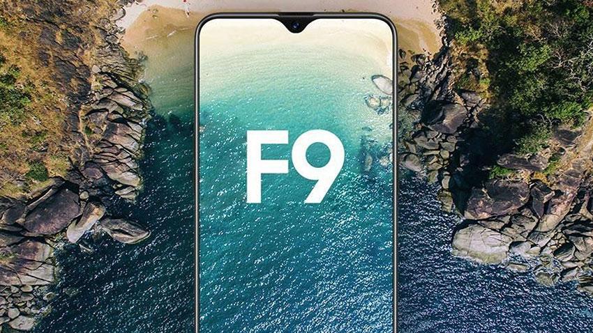 Oppo F9 Farklı Çentik Tasarımı 1