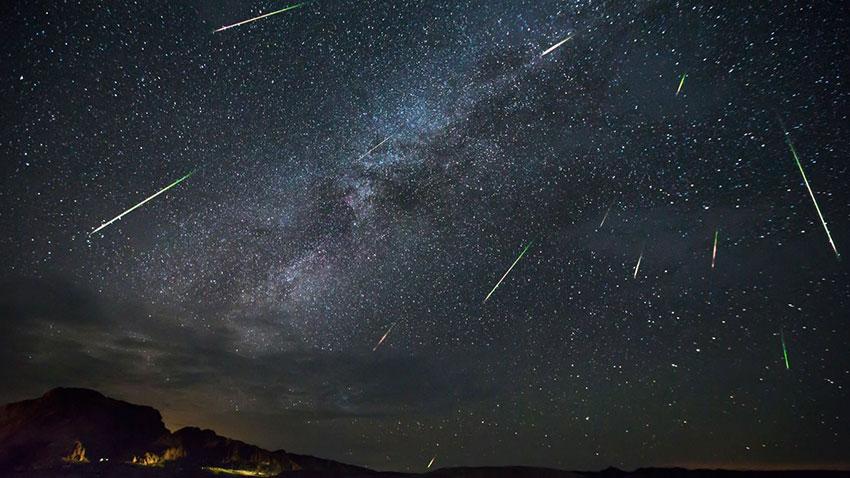 Perseid Meteor Yağmuru Geliyor 1