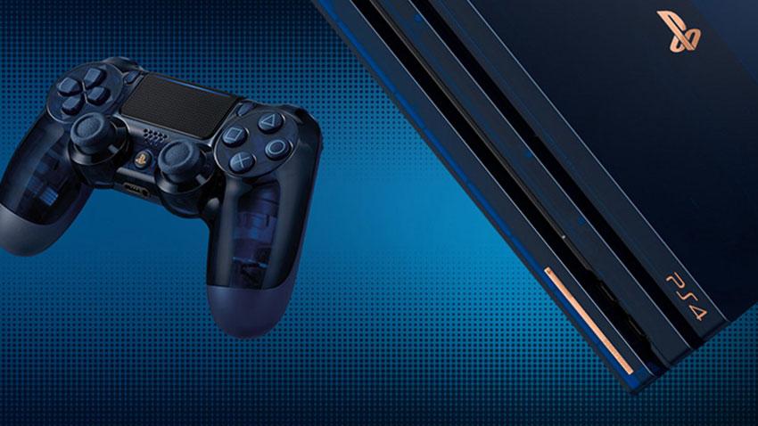 Sony PS4 Pro Özel Sürüm 1