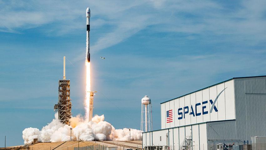 SpaceX Falcon9 Roketi Yeniden Uzayda