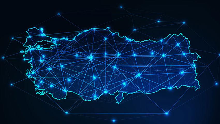 Türkiyede İnternet Kullanımı Artıyor