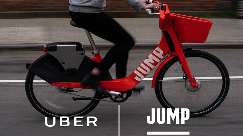 Uber Elektrikli Scooter ve Bisiklete Yatırım Yapıyor