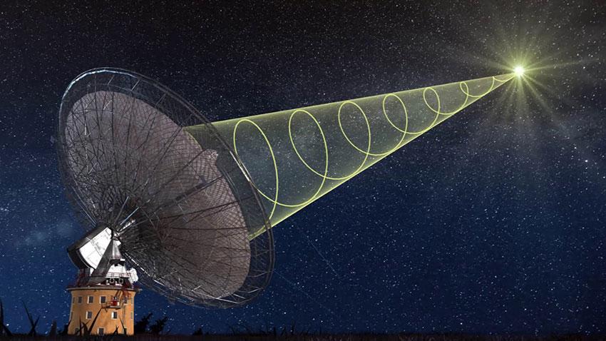 Uzaydan Gelen Gizemli Sinyal
