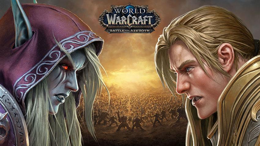 World Of Warcraft Battle For Azeroth Erişime Açıldı