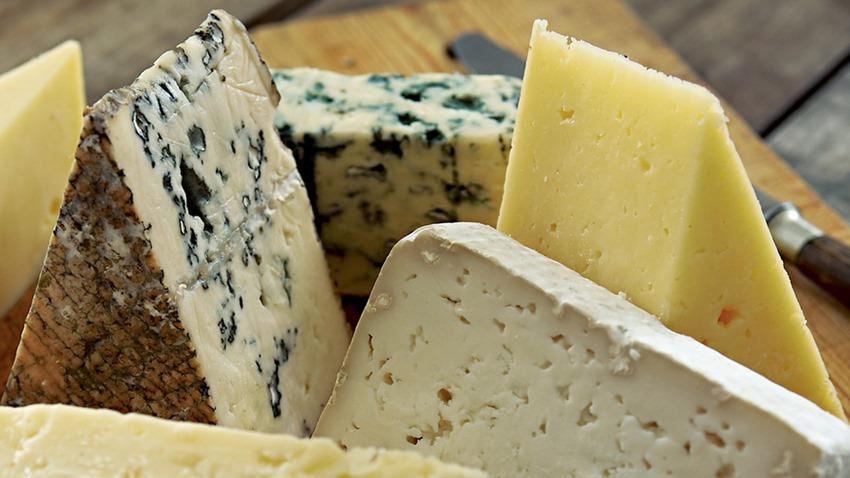 Dünyanın en eski peyniri