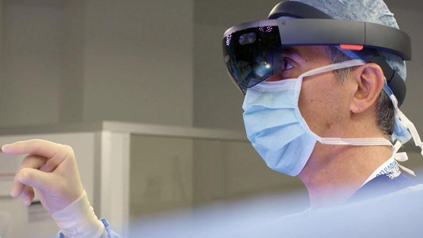 HoloLens ameliyat