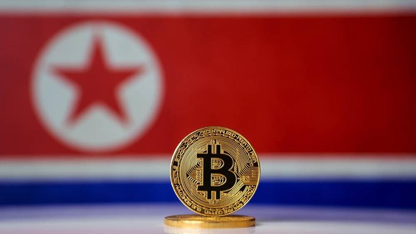 Kuzey Kore Bitcoin