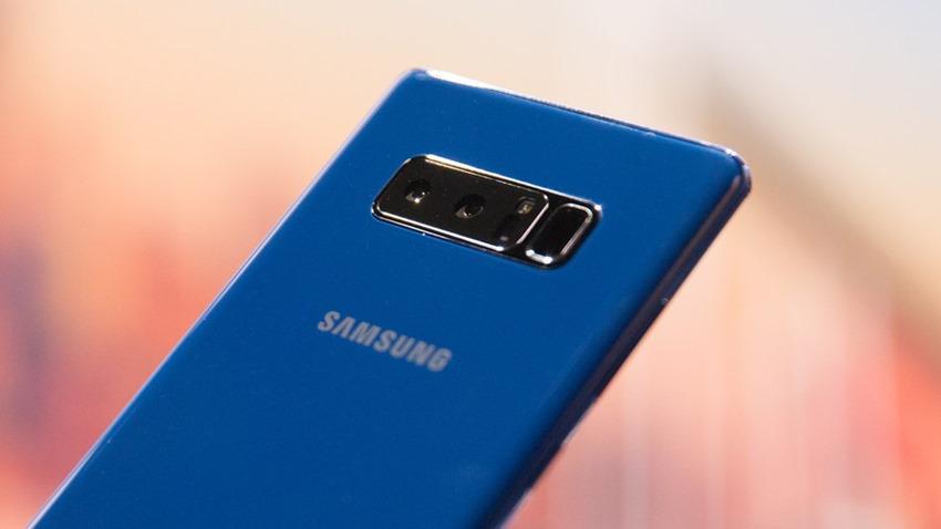 Samsung Galaxy Note 9 sızıntı