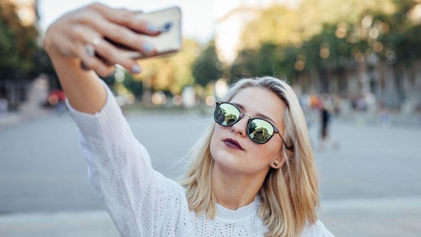 Selfie estetik ameliyat
