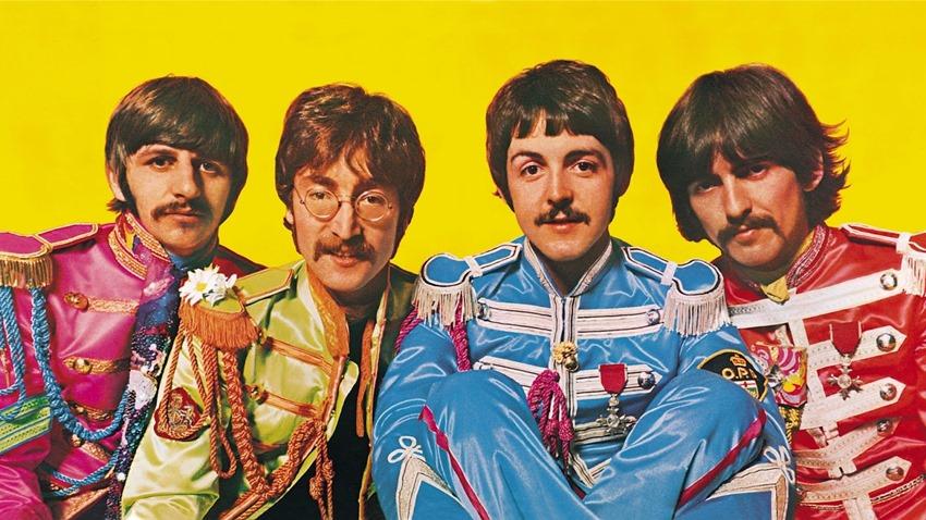 The Beatles in my feelings