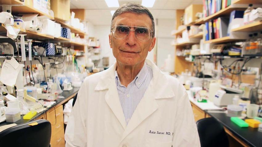 Nobel Ödüllü Aziz Sancar'dan Kanser Tedavisinde Devrim