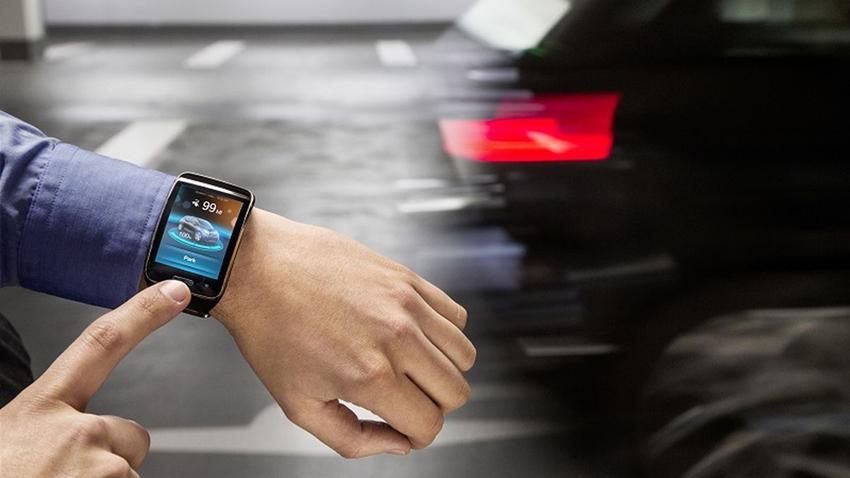 BMW, Akıllı Saat Geliştiriyor
