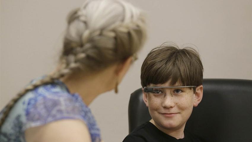 Google Glass, Otizmli Çocuklara Yardımcı Olacak